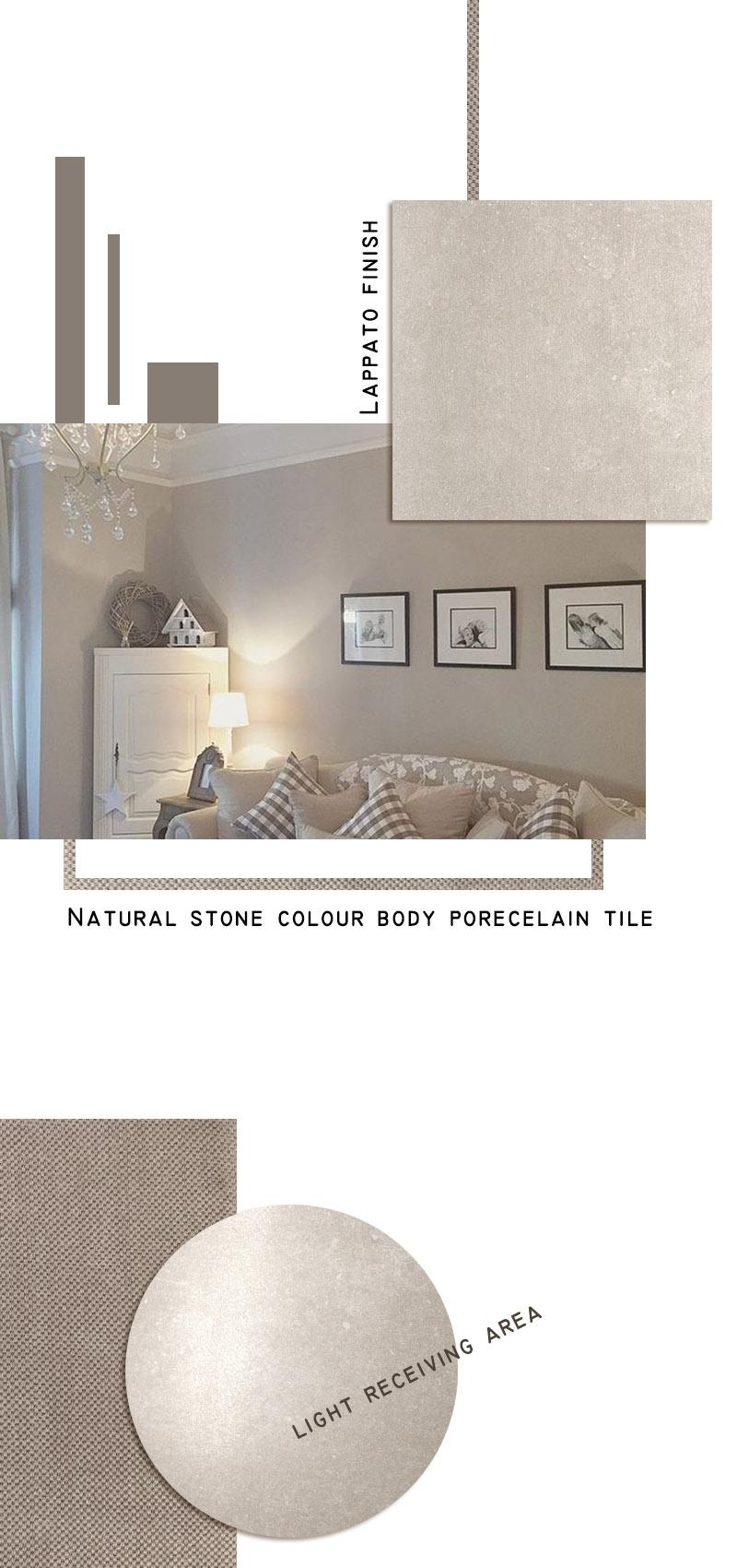 Limestone Nuetral Lappato 6x6 02