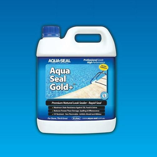 Aqua seal gold
